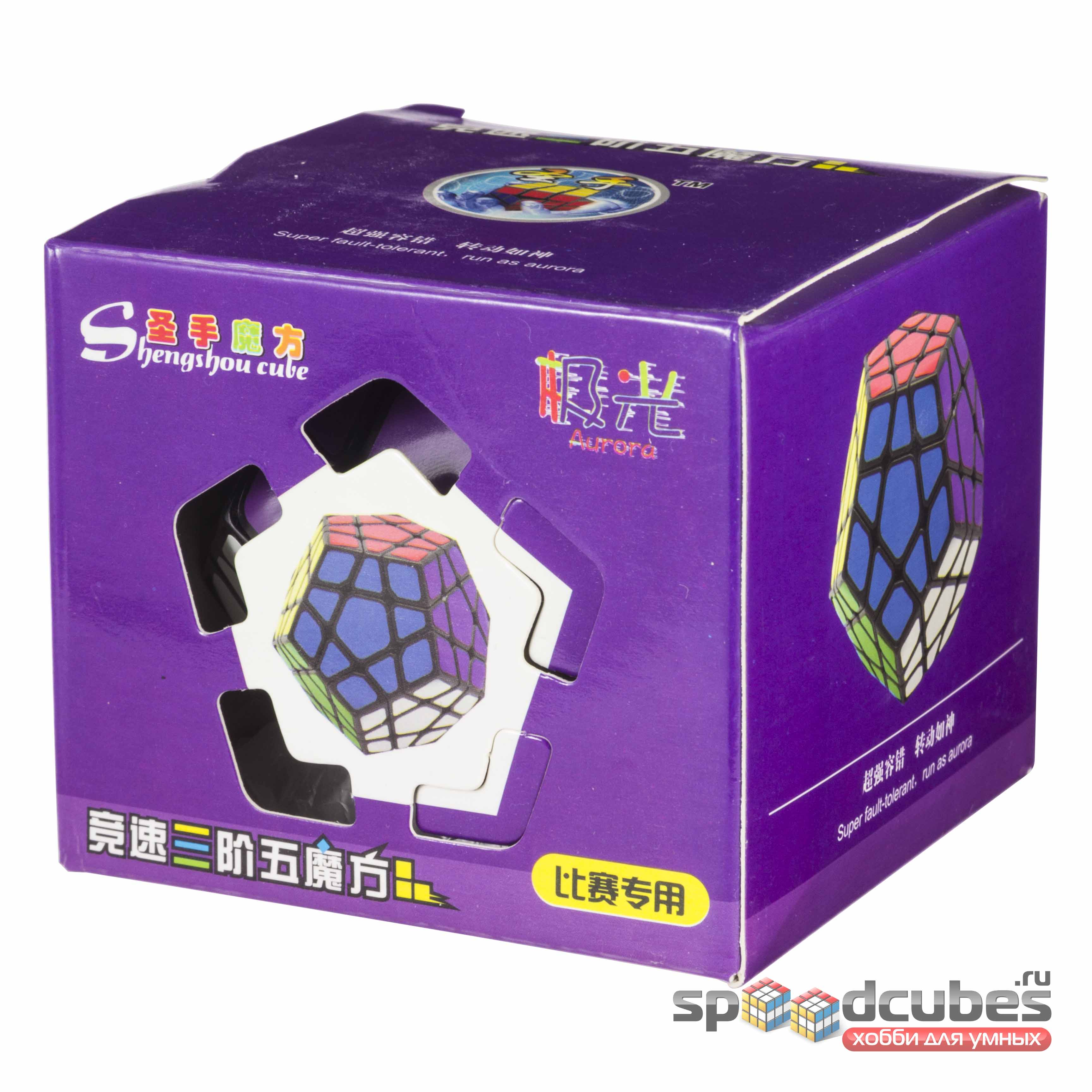 ShengShou Aurora Megaminx 1
