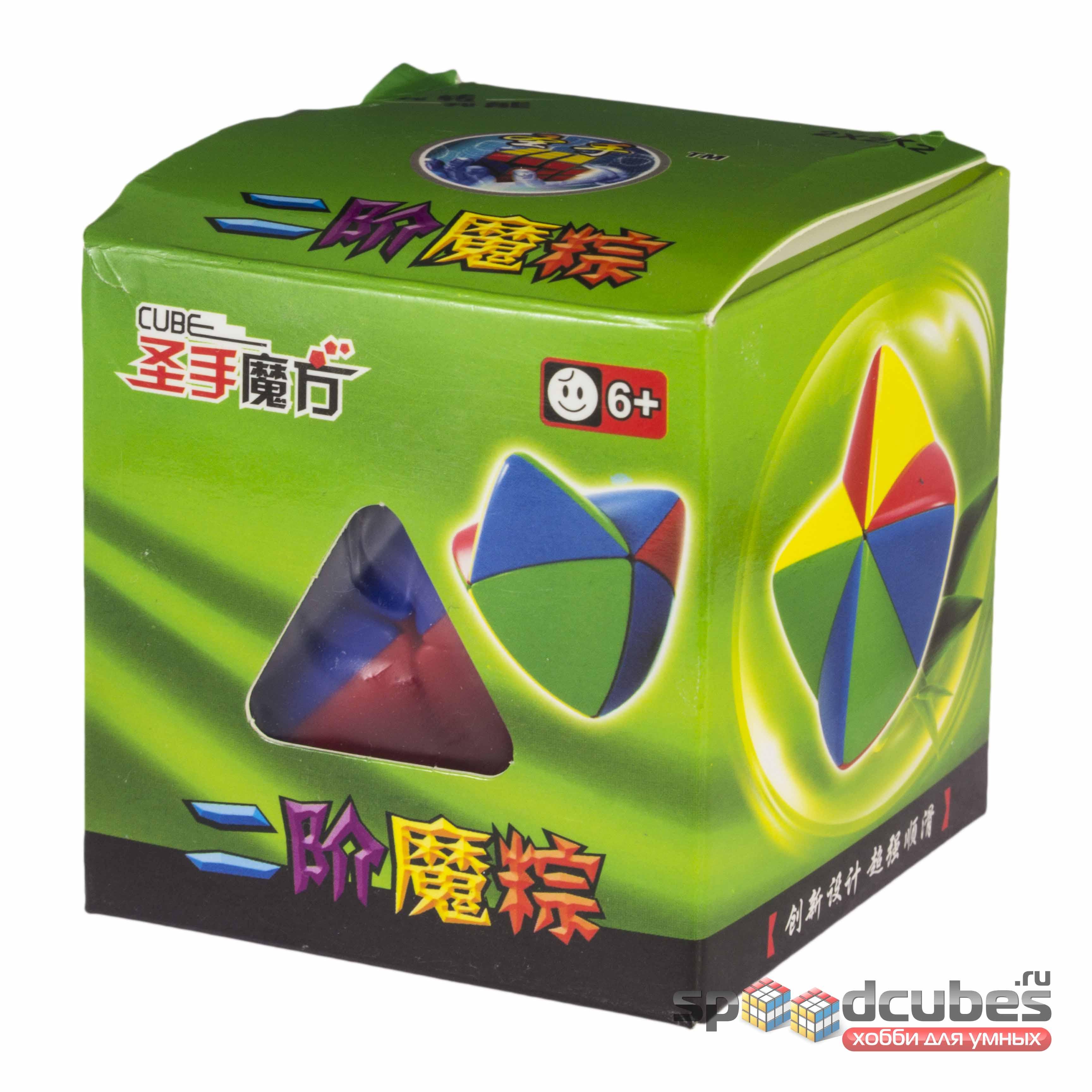 ShengShou Mastermorphix 2×2 Color 1