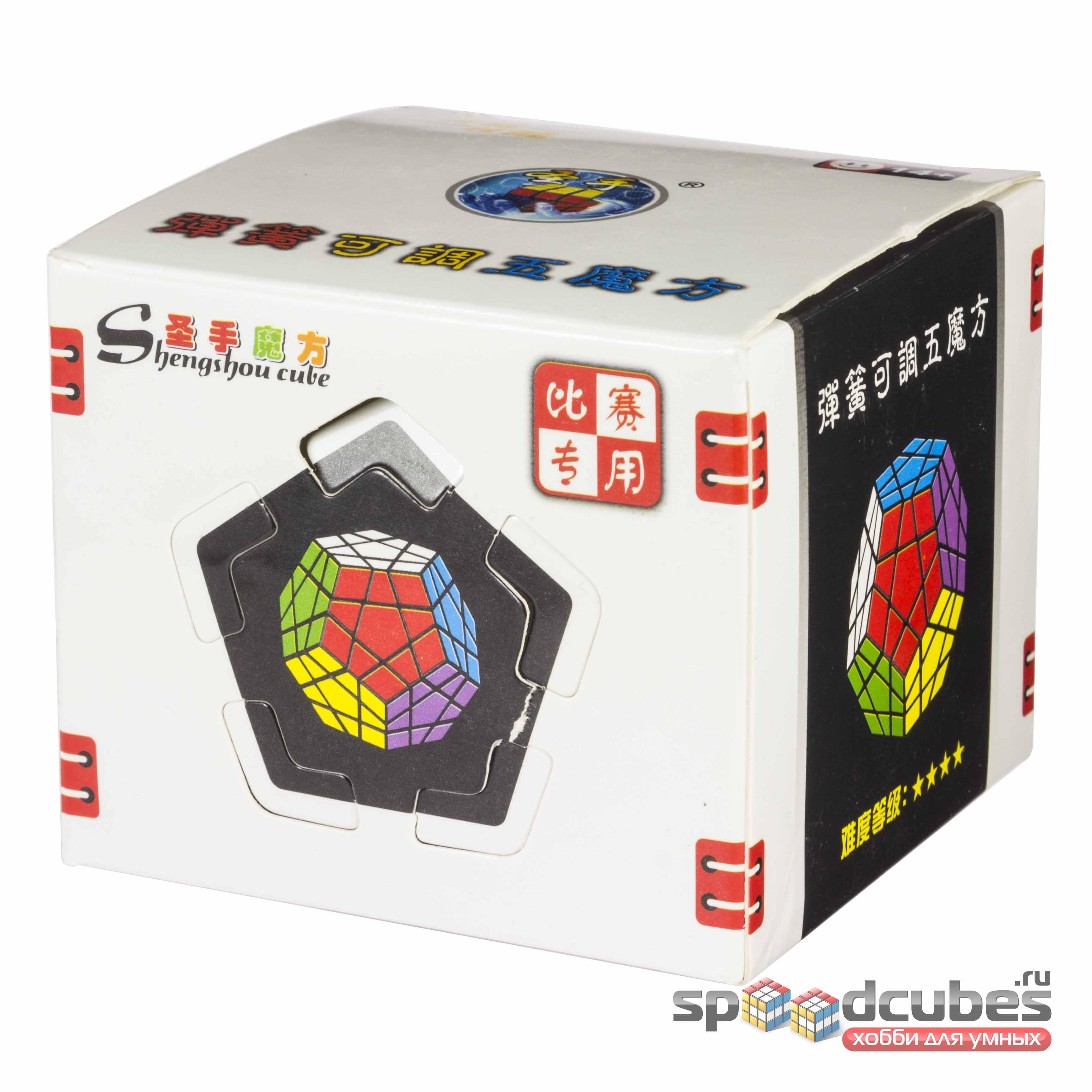 ShengShou Megaminx 2