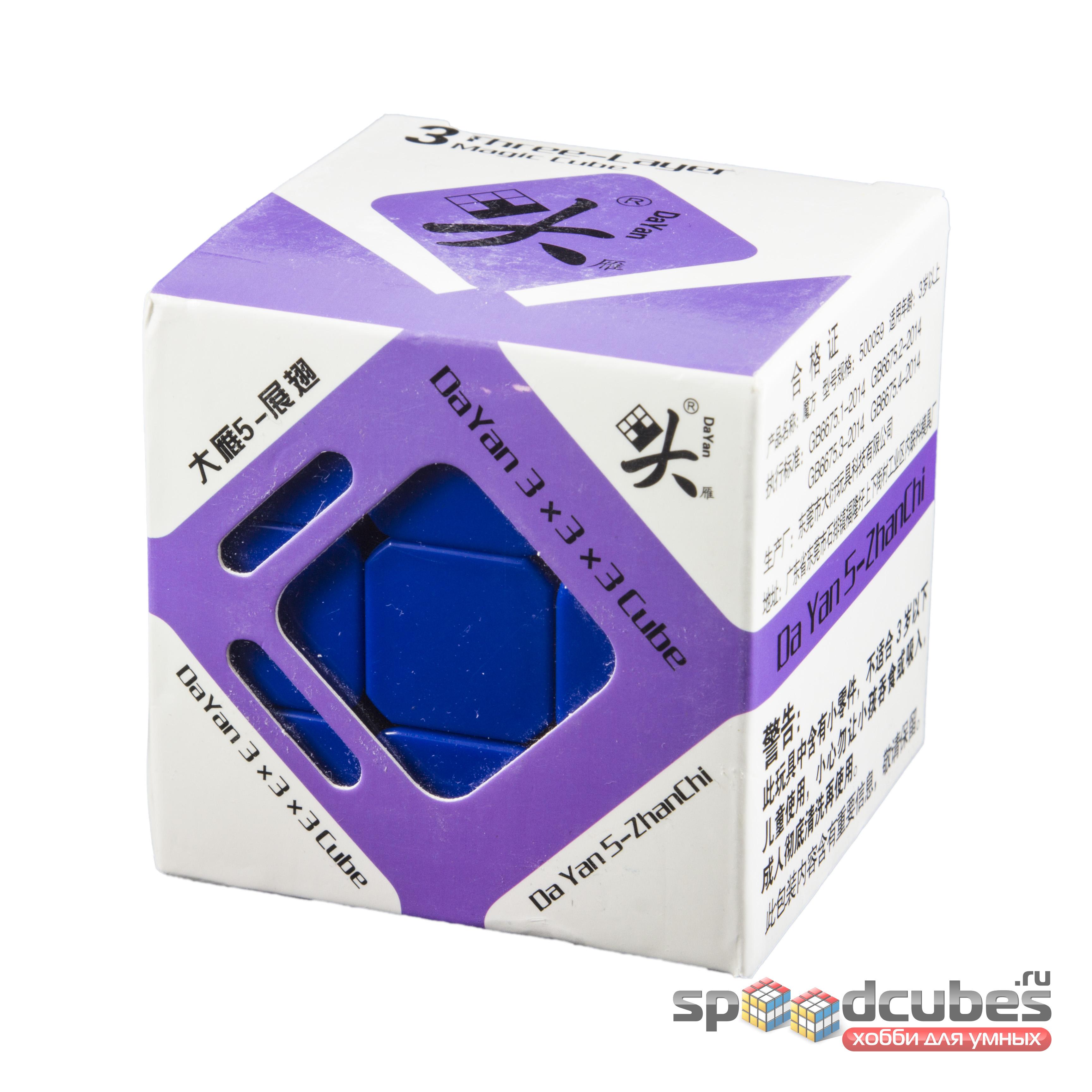 Dayan 5 Zhanchi 3x3x3 Color 1