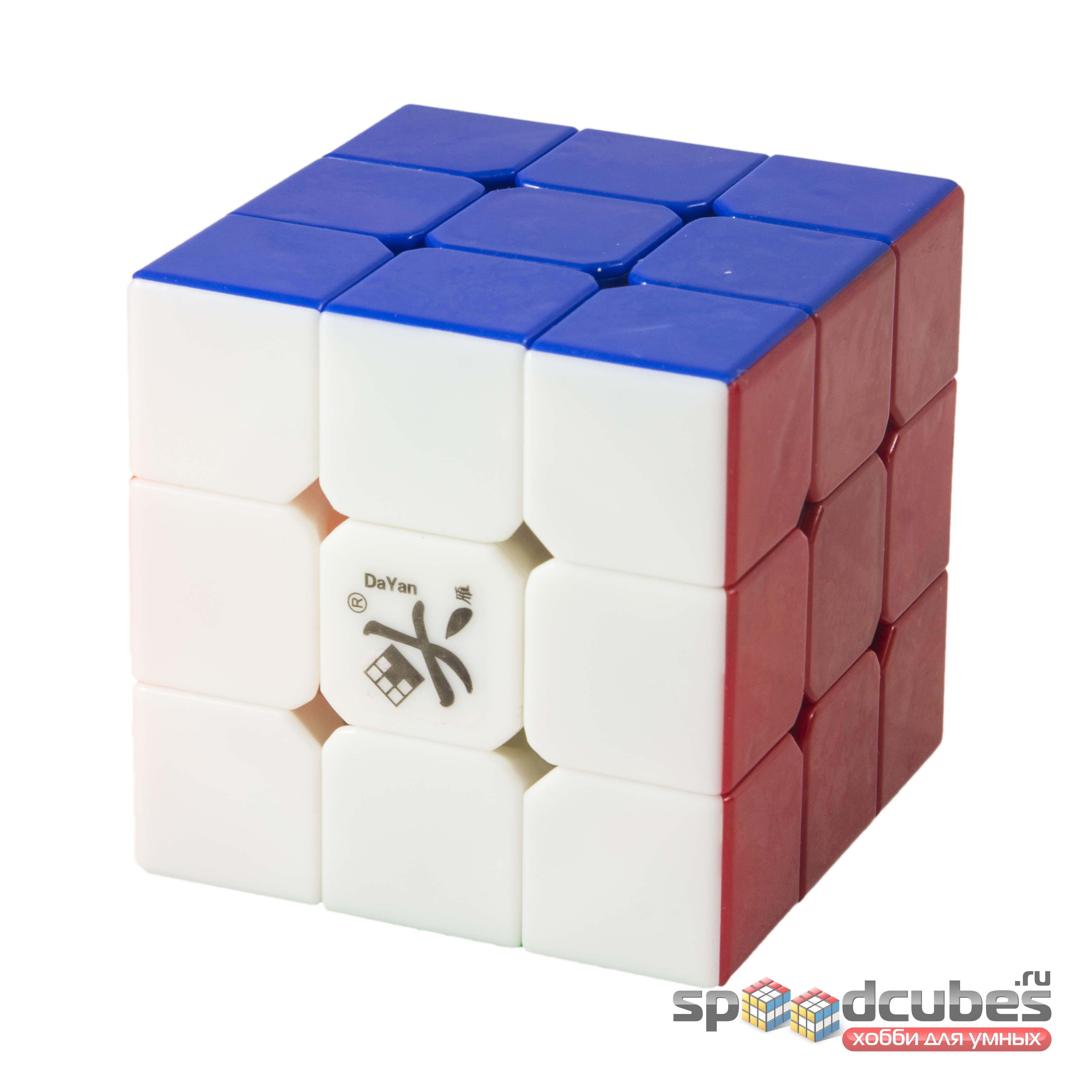 DaYan 5 Zhanchi 3x3x3  (цв)