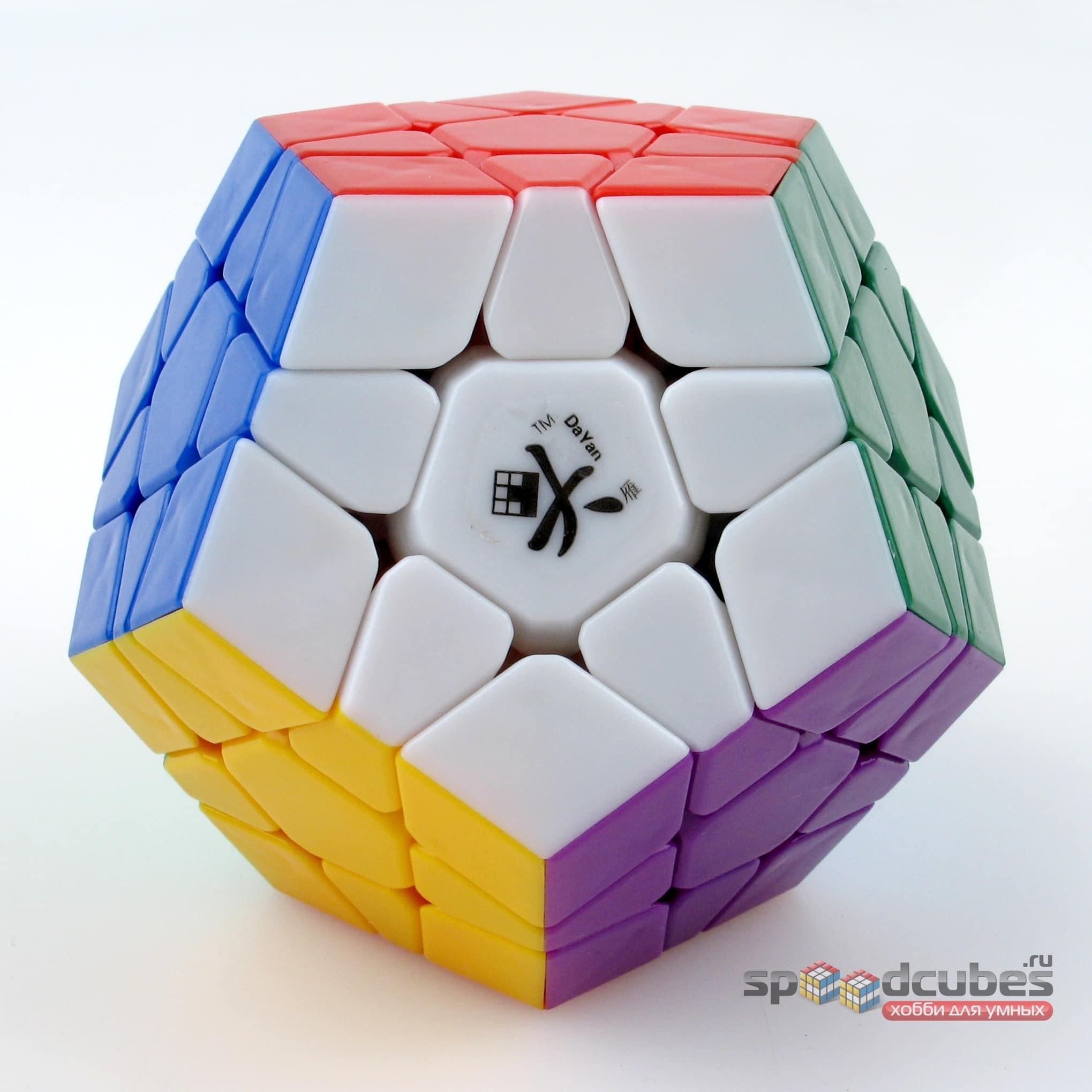 Dayan Megaminx Color 3