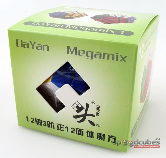 Dayan Megaminx Color 6