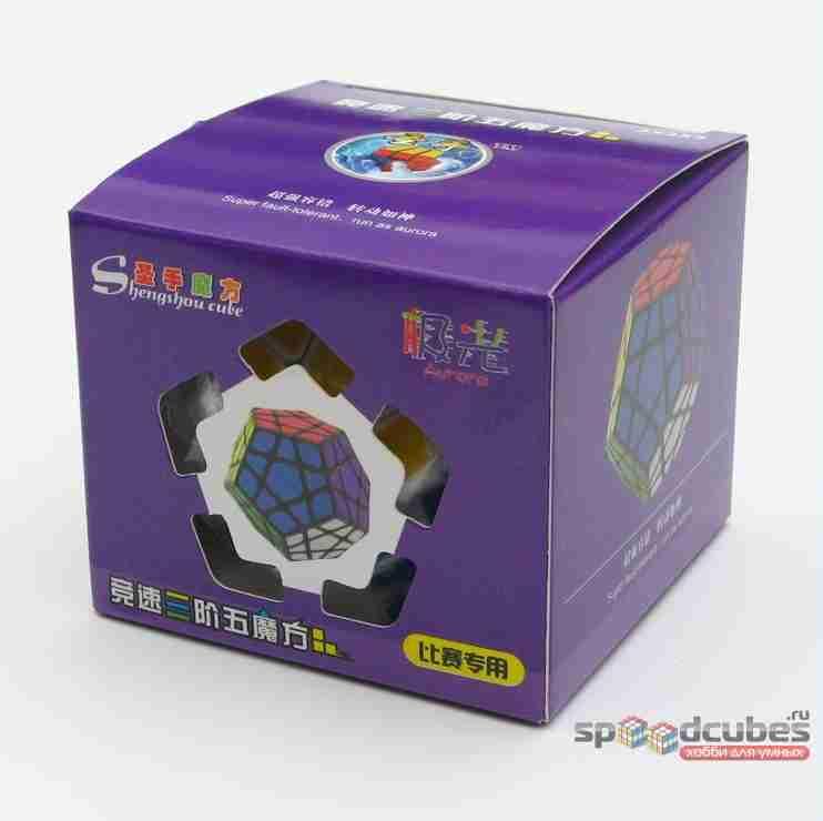 Shengshou Megaminx Aurora 3