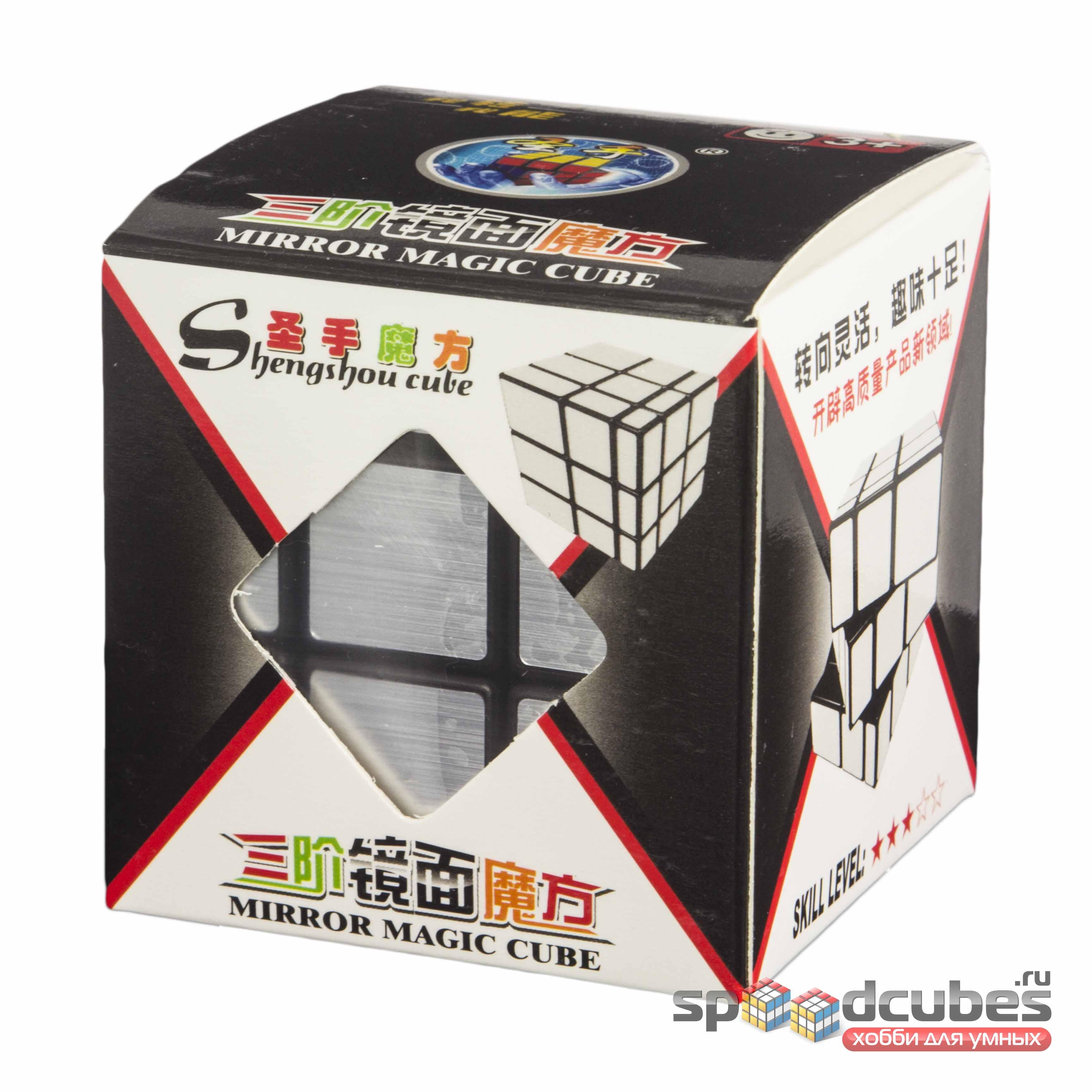 Shengshou Mirror Cube 3