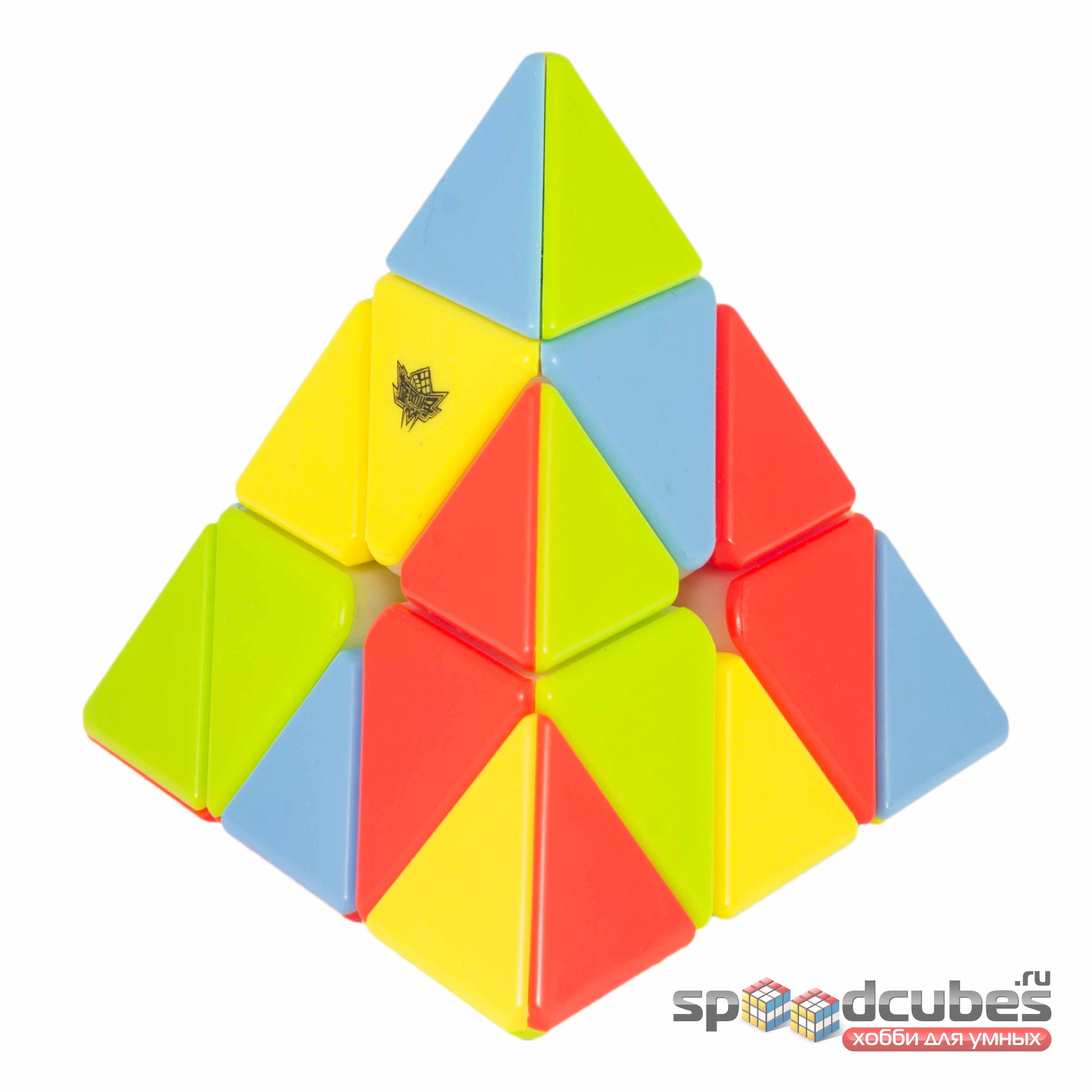 Cyclone Boys Pyraminx Color 3