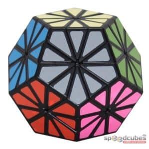 QJ Crystal Pyraminx 3