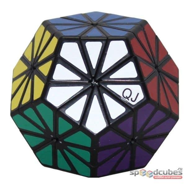 QJ Crystal Pyraminx 4