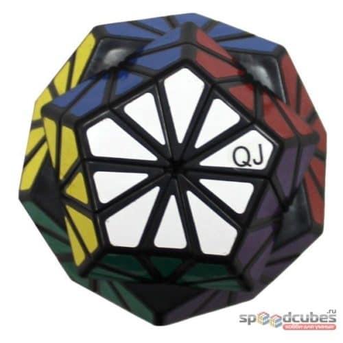 QJ Crystal Pyraminx 5