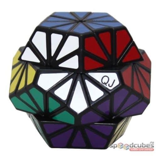 QJ Crystal Pyraminx 6
