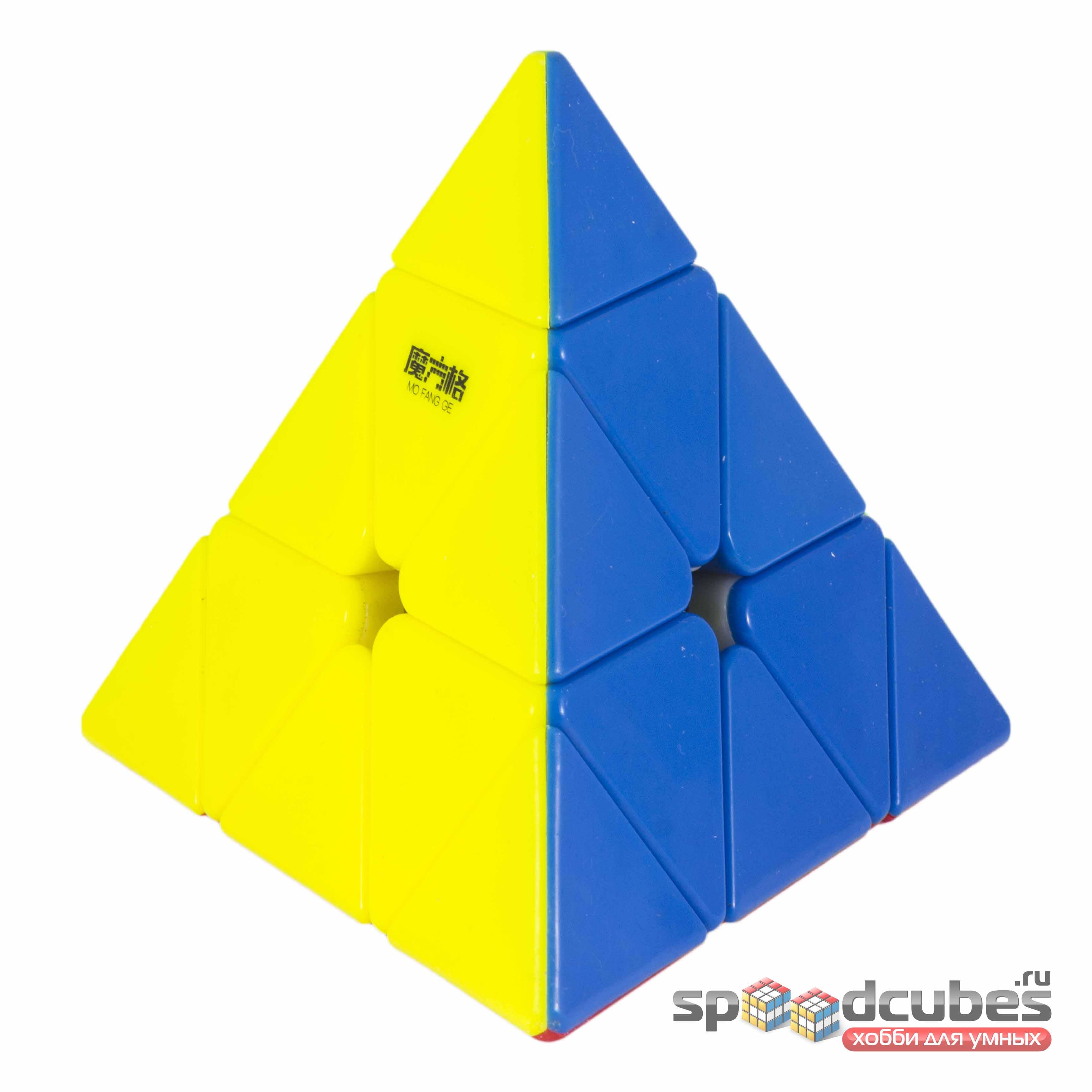 QiYi (MoFangGe) Pyraminx (цв)