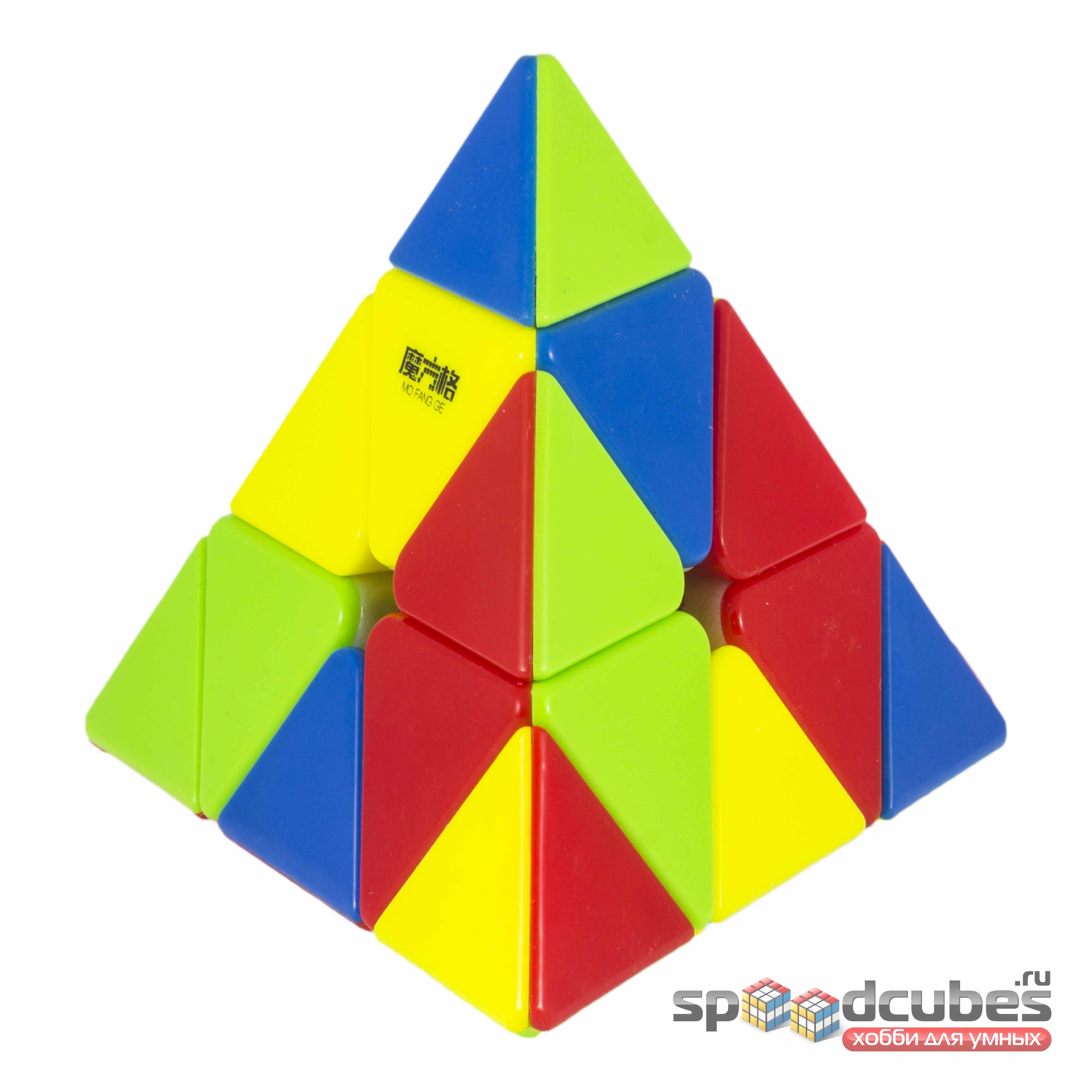QiYi (MoFangGe) Pyraminx Color 3