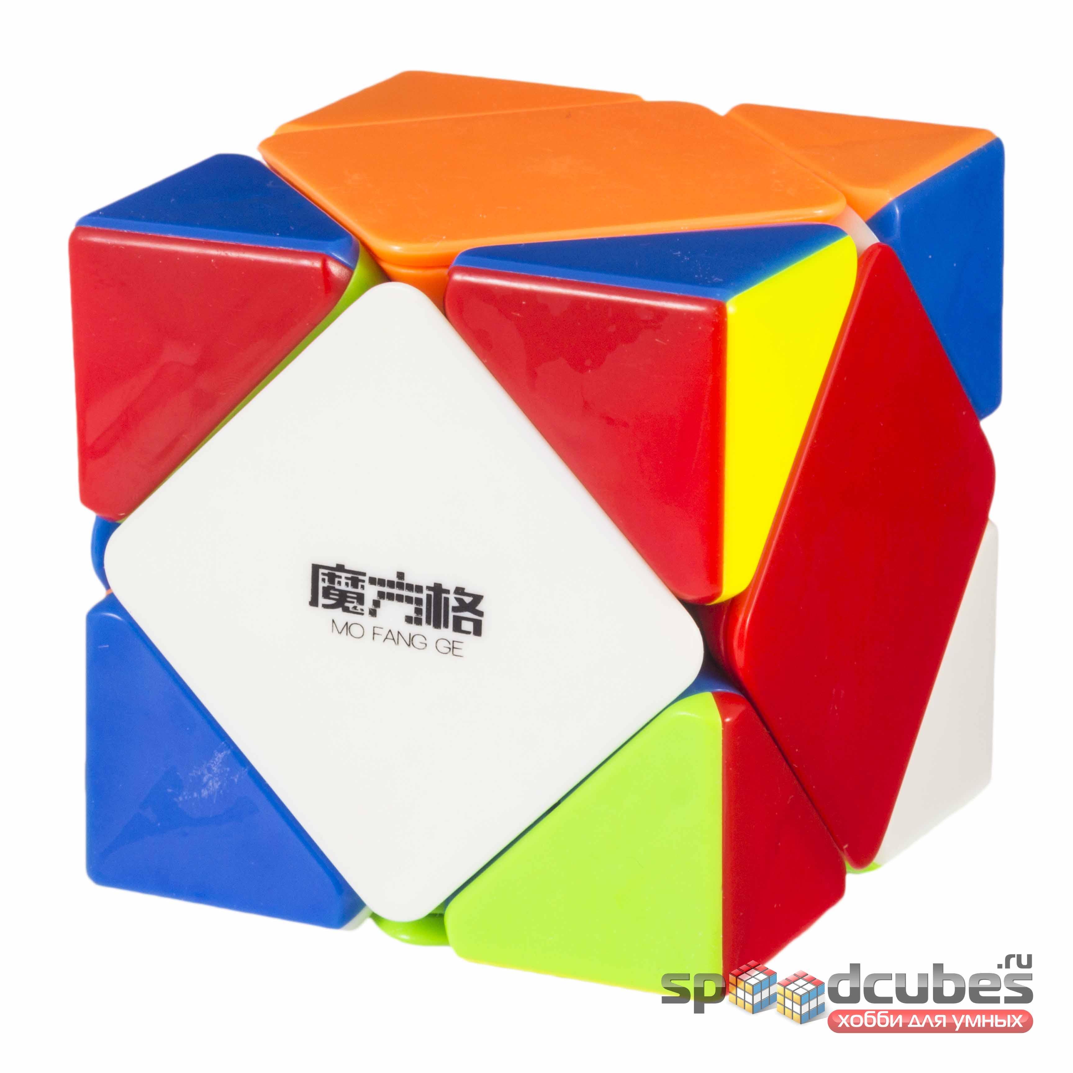 QiYi (MoFangGe) Skewb Color 3