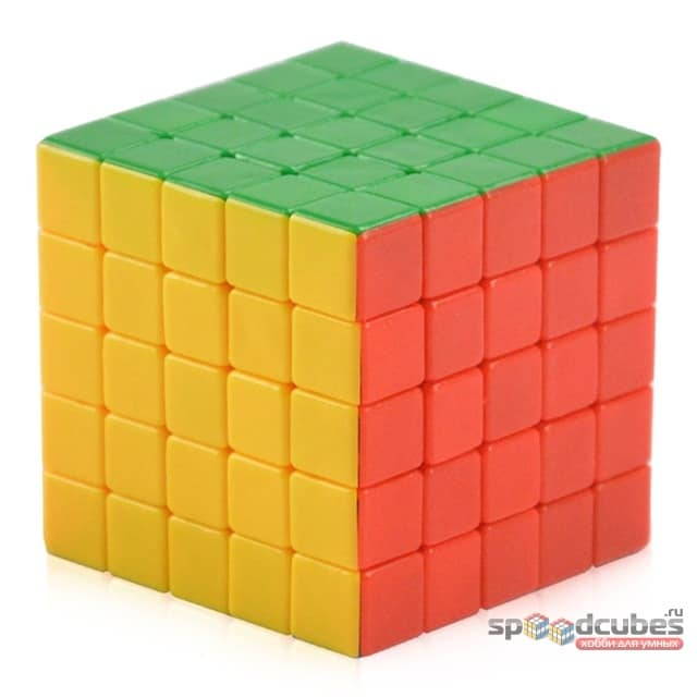 QiYi 5x5x5 MoFangGe (цв)