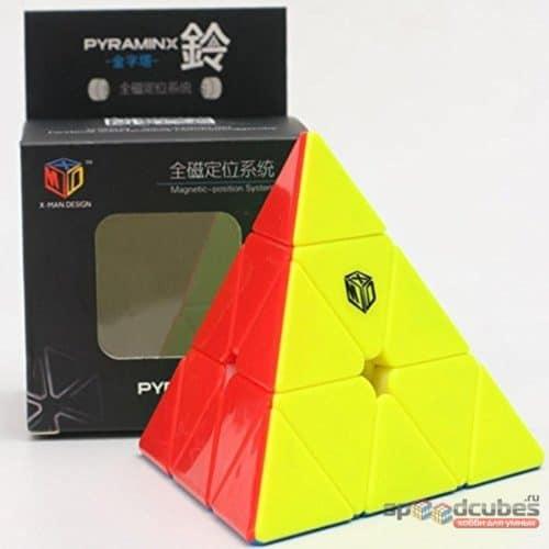 Qiyi Magnetic Pyraminx 3