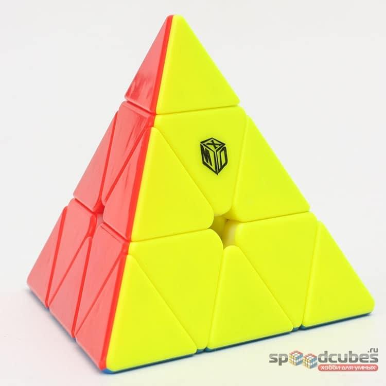 QiYi (MoFangGe) Magnetic Pyraminx (цв)