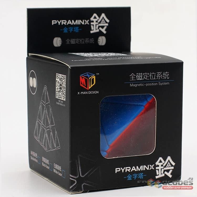 Qiyi Magnetic Pyraminx 6