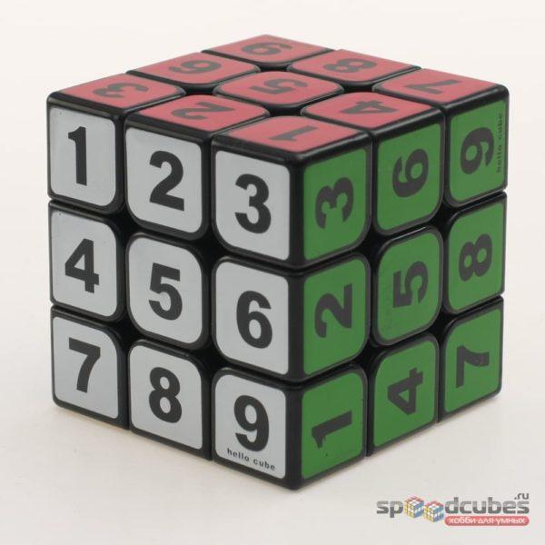Z sudoku 6