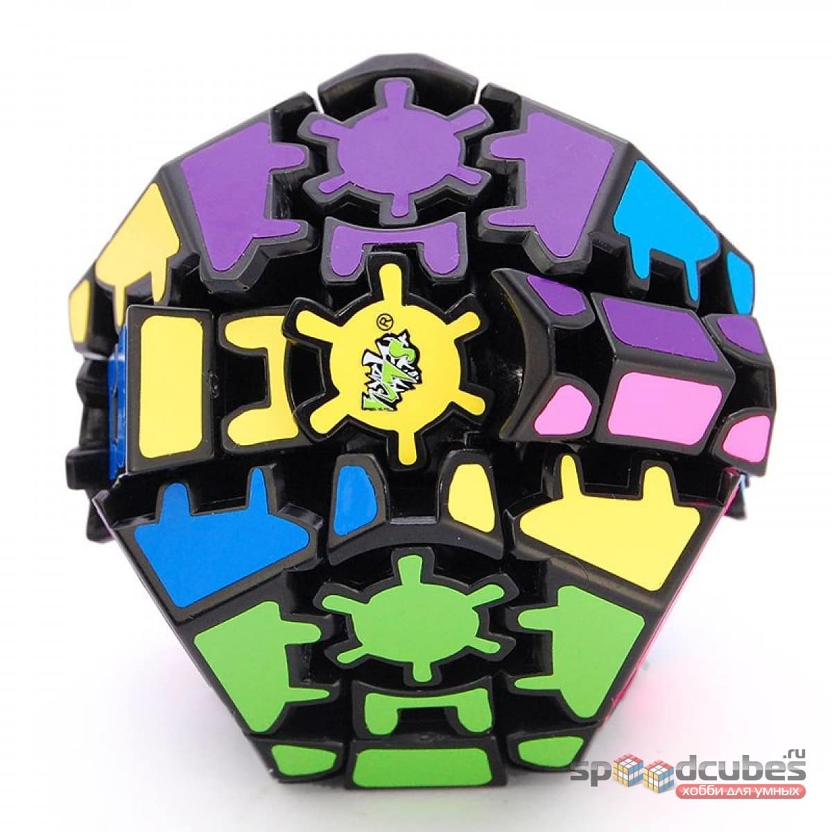 Lanlan Gear Dodecahedron 1