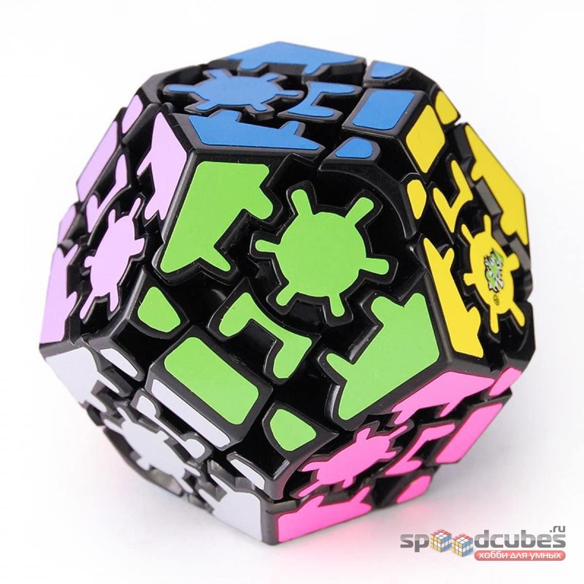 Lanlan Gear Dodecahedron 2