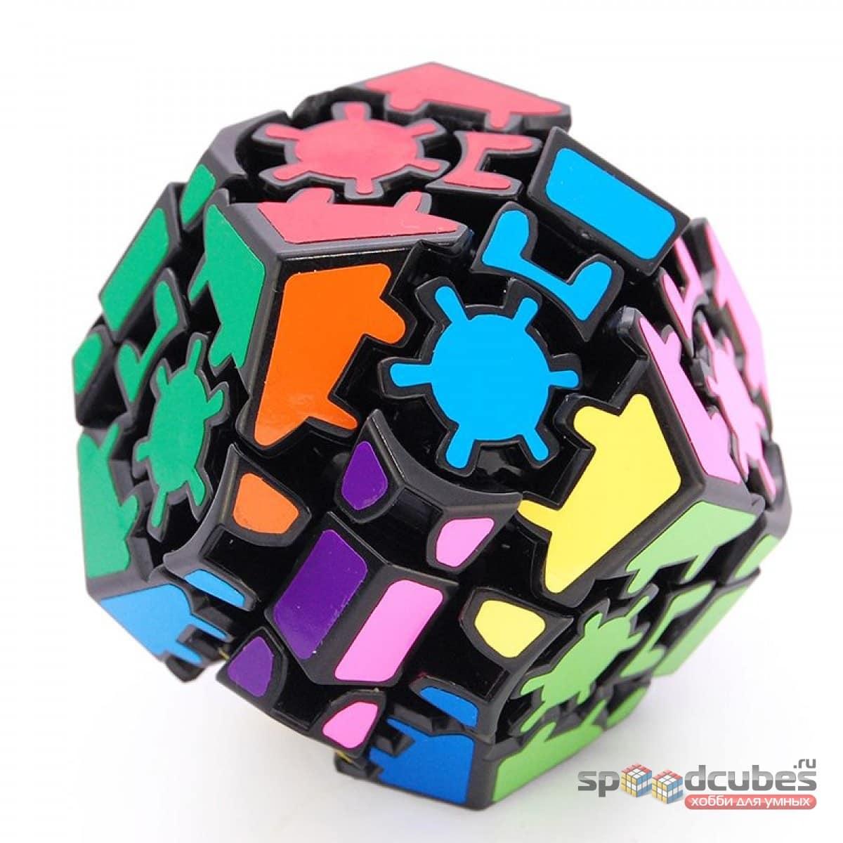 Lanlan Gear Dodecahedron 3