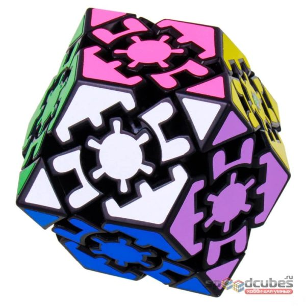 lanlan gear rhombic dodecahedron 4