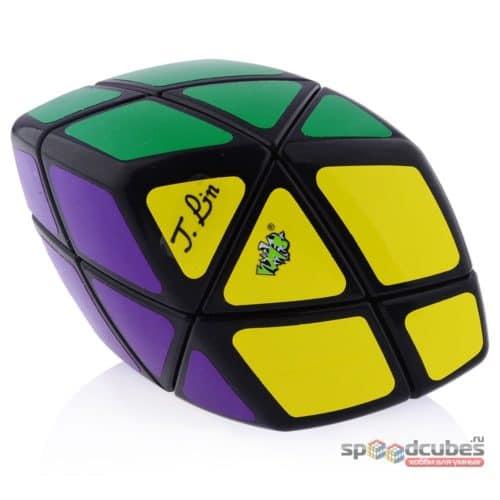 Lanlan Skewb Curvy Rhombohedron 1