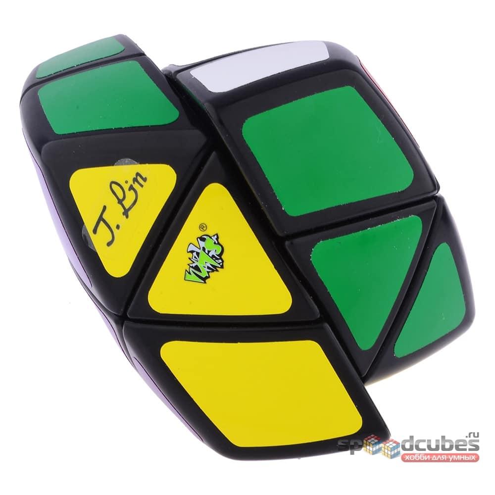 Lanlan Skewb Curvy Rhombohedron 2