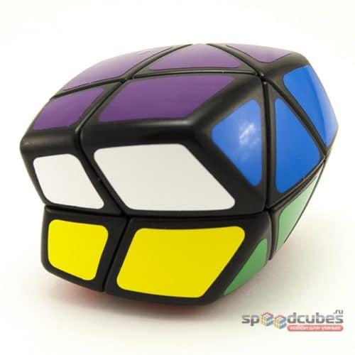 Lanlan Skewb Curvy Rhombohedron 3