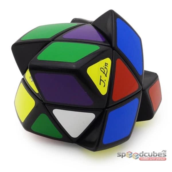 Lanlan Skewb Curvy Rhombohedron 5