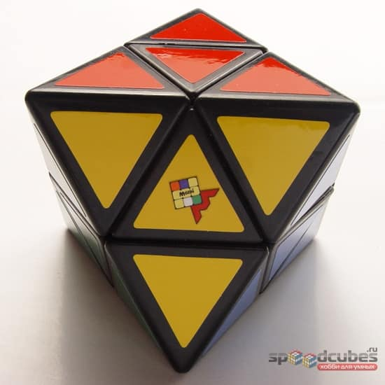 Mozhi Skewb Diamond 2