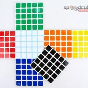 Наклейки для ShengShou 5x5x5