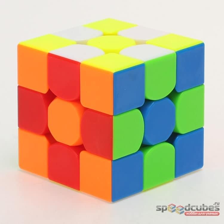 QiYi (MoFangGe) 3x3x3 New Thunderclap (цв) с боксом