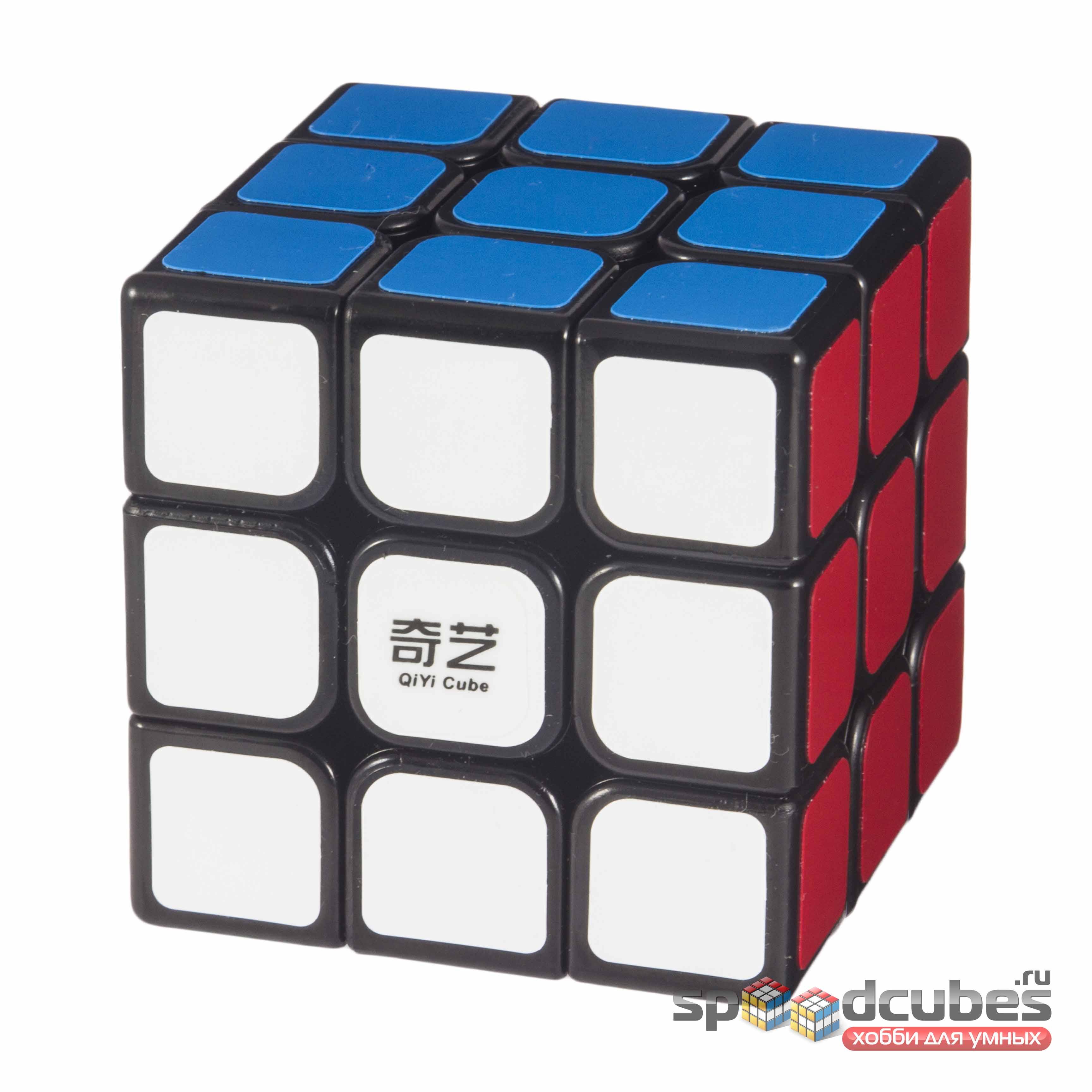 Qiyi Mofangge 3x3x3 Qihang Sail Black 1