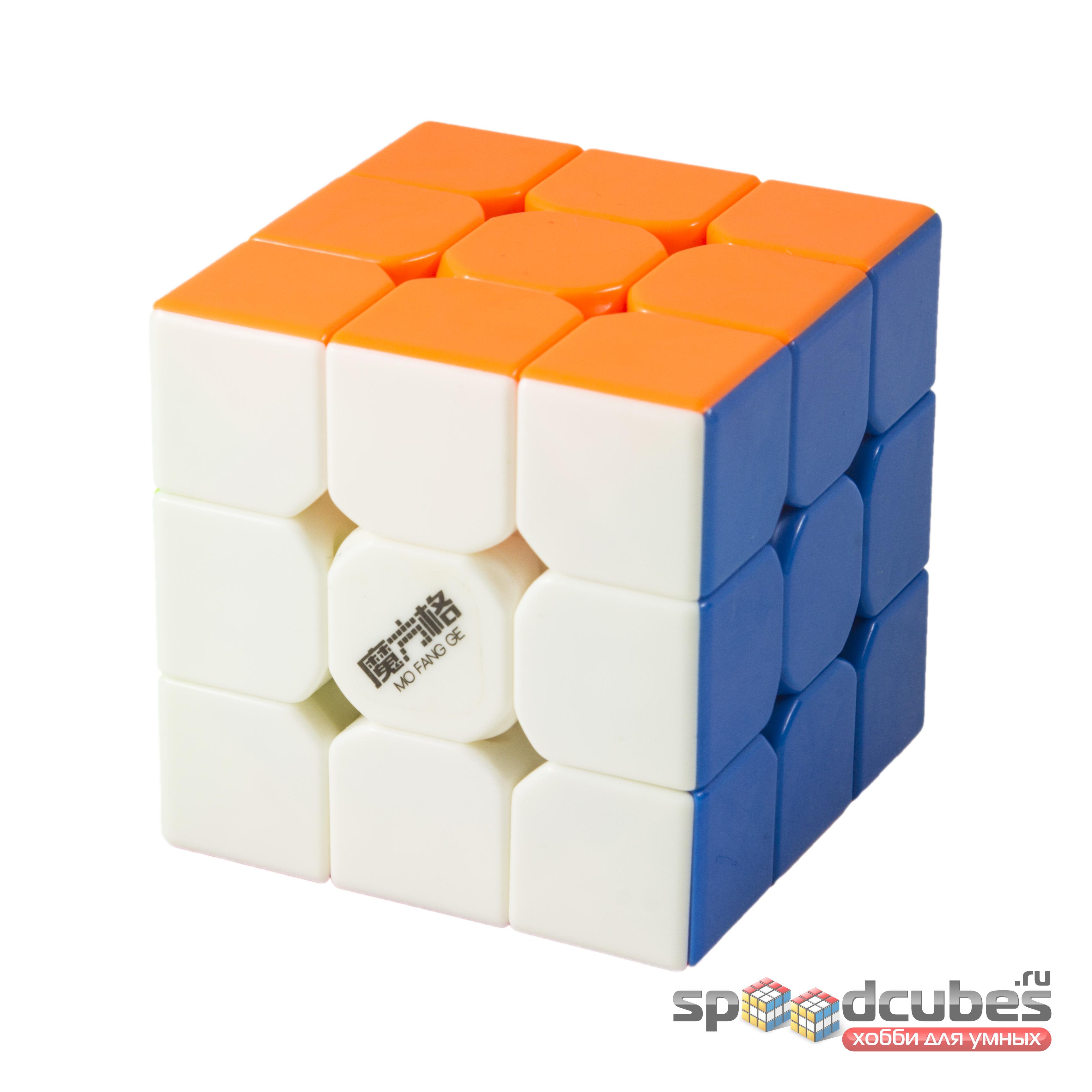 QiYi (MoFangGe) 3x3x3 Thunderclap V1 (цв) с чехлом