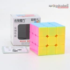 MoYu (YJ) 3x3x3 Guanlong  (цв)