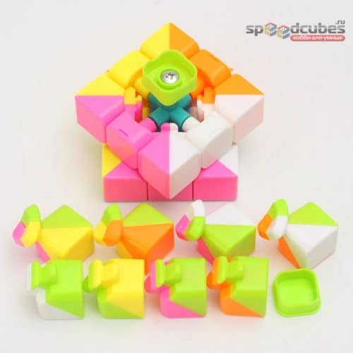 Yj 3x3x3 Guanlong 5