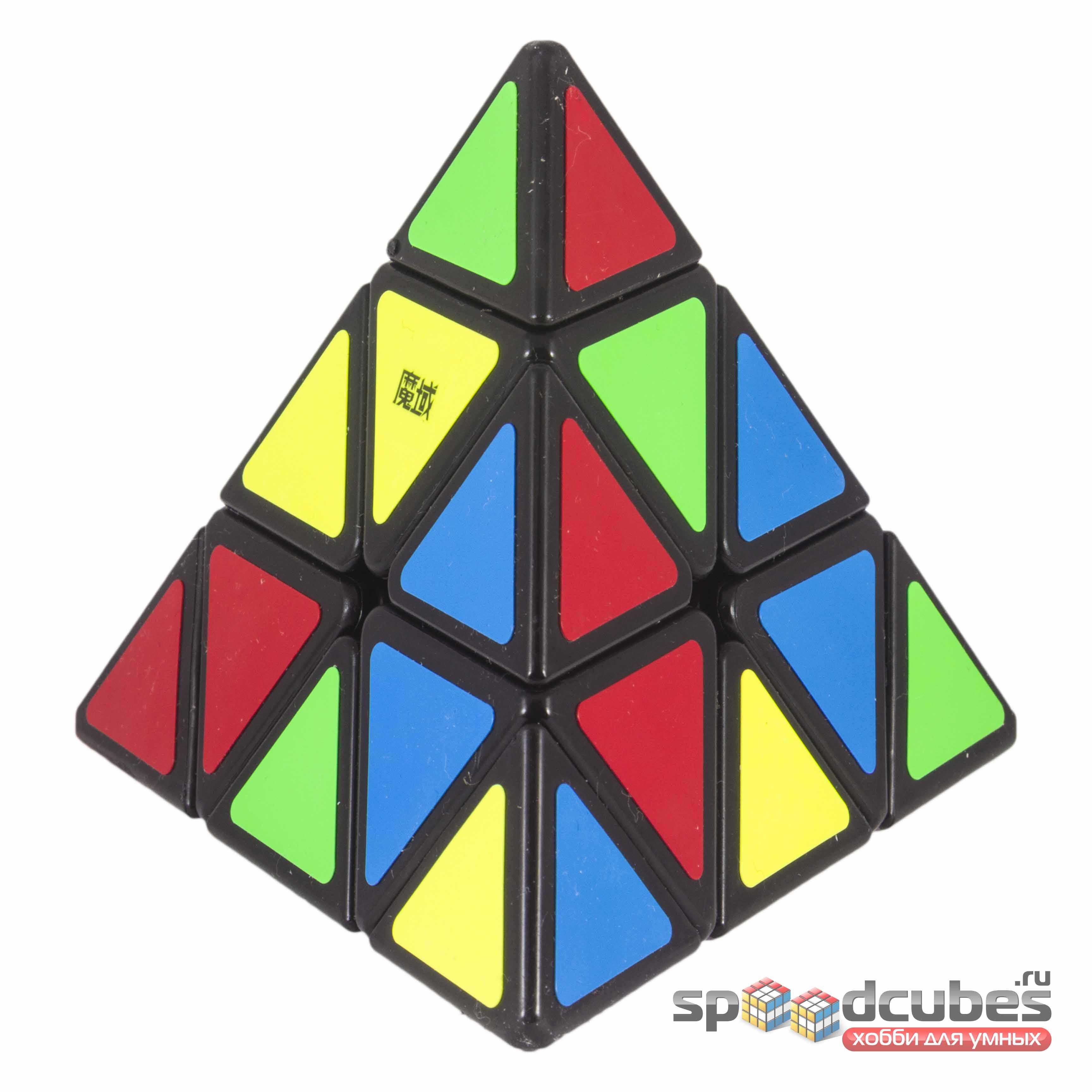 MoYu Pyraminx Black 3
