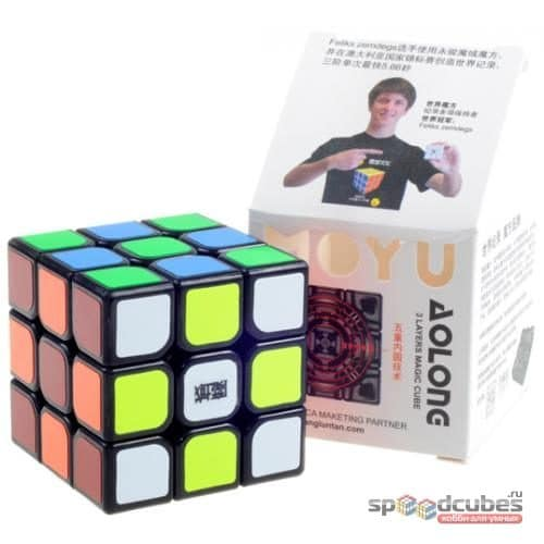 Moyu 3×3 Aolong Mini 10