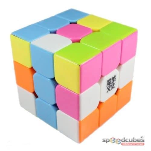Moyu 3x3x3 Hualong Col 0