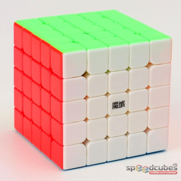 MoYu 5x5x5 Weichuang GTS (цв)