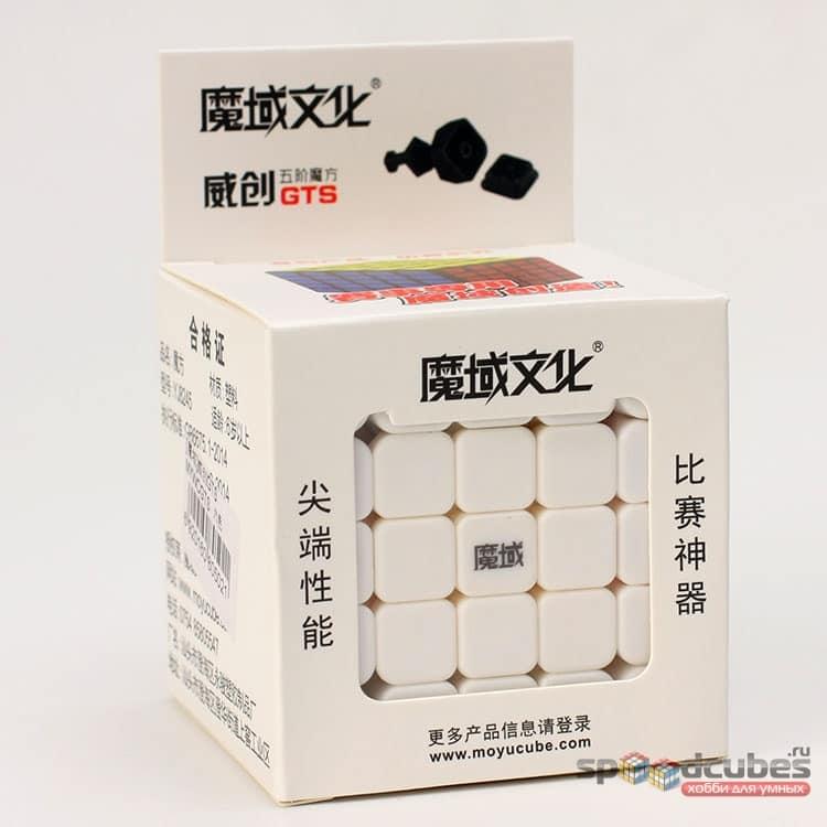 Moyu 5×5 Weichuang GTS Col 2