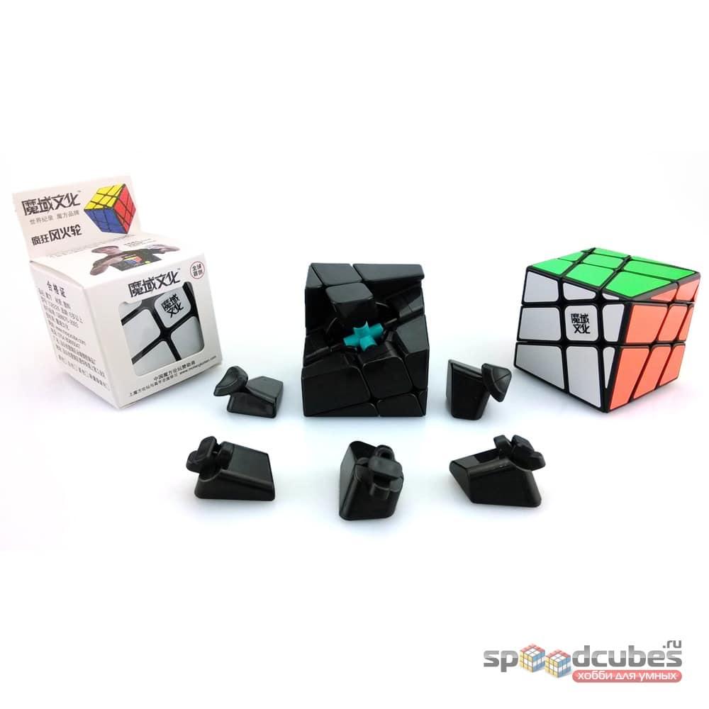 как собрать аксис куб 3*3 инструкция