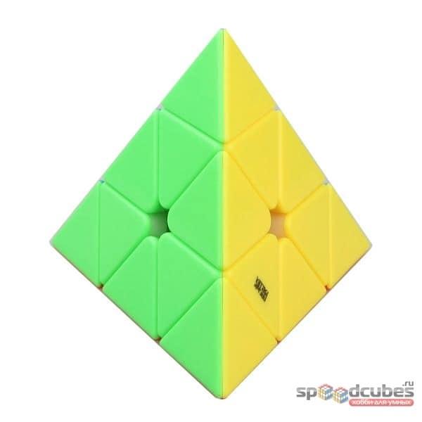 MoYu Magnetic Pyraminx (цв)