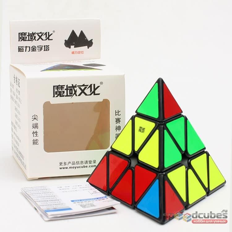 Moyu Pyraminx Magnetic 6