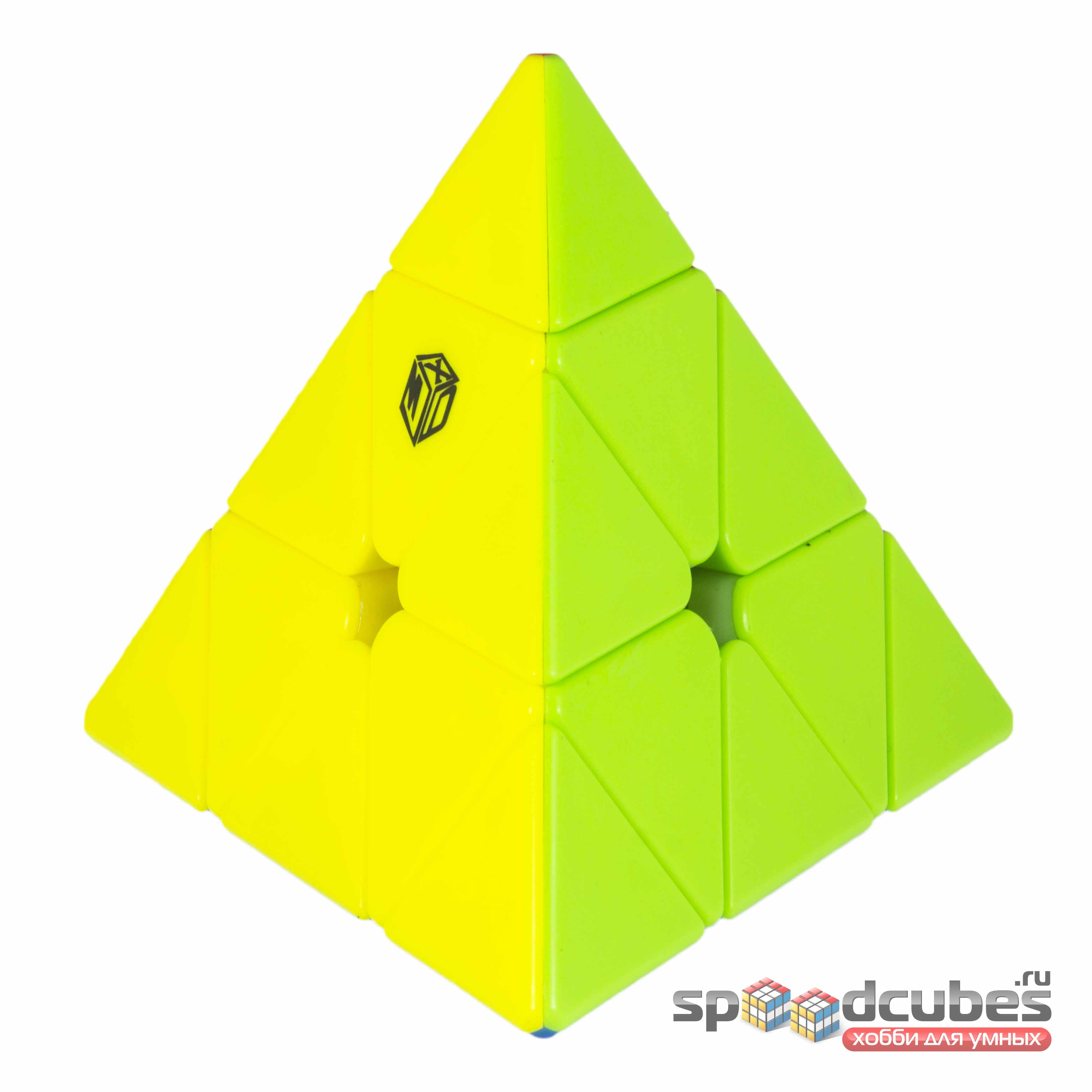 QiYi (MoFangGe) X-man Magnetic Pyraminx (цв)
