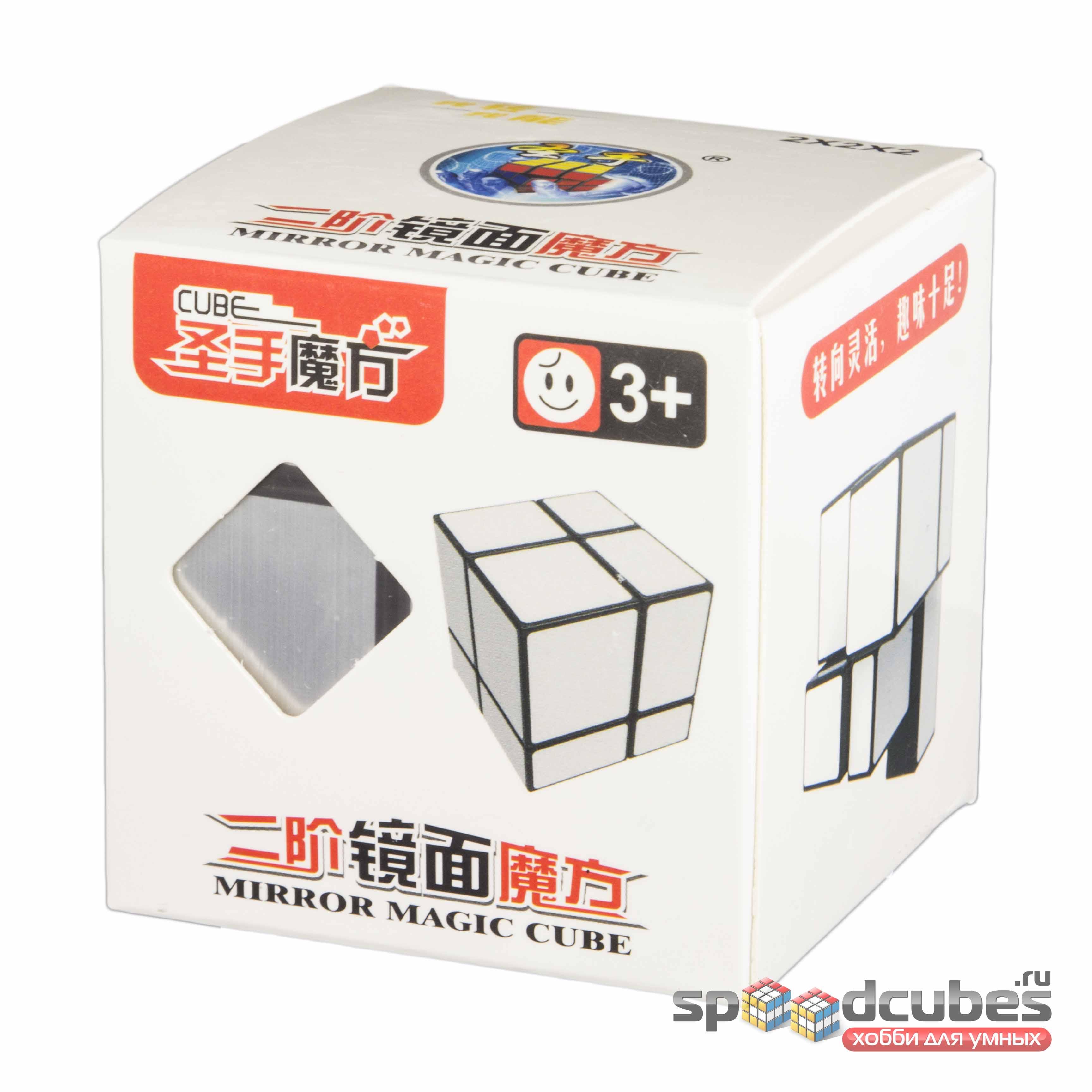 Shengshou 2×2 Mirror Cube 3
