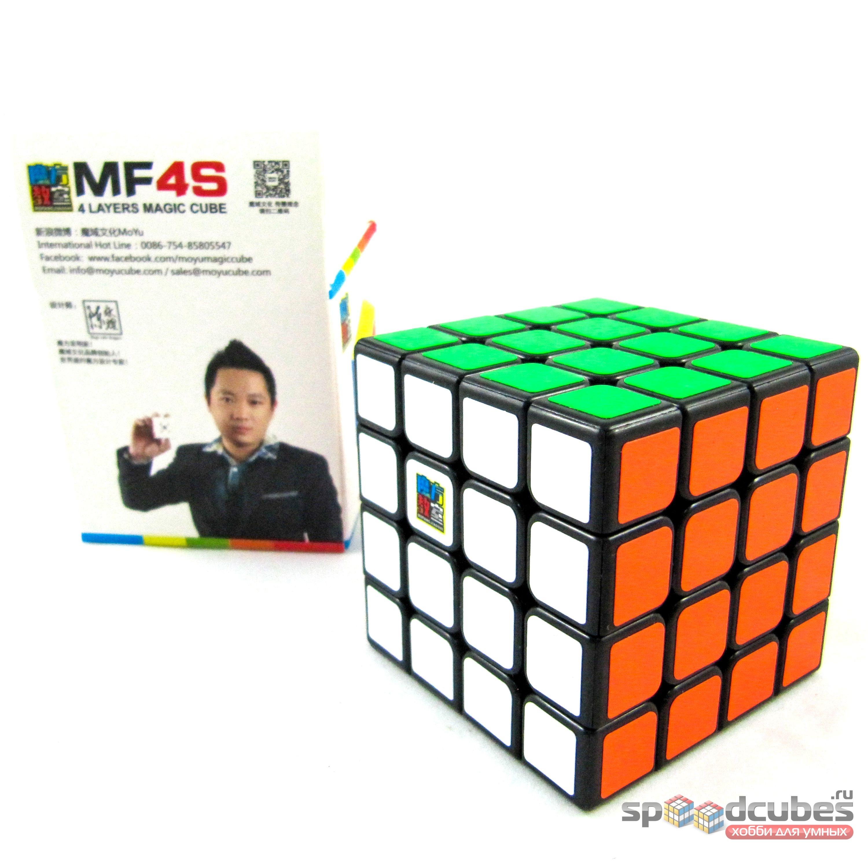 MoYu 4x4x4 MofangJiaoshi MF4s