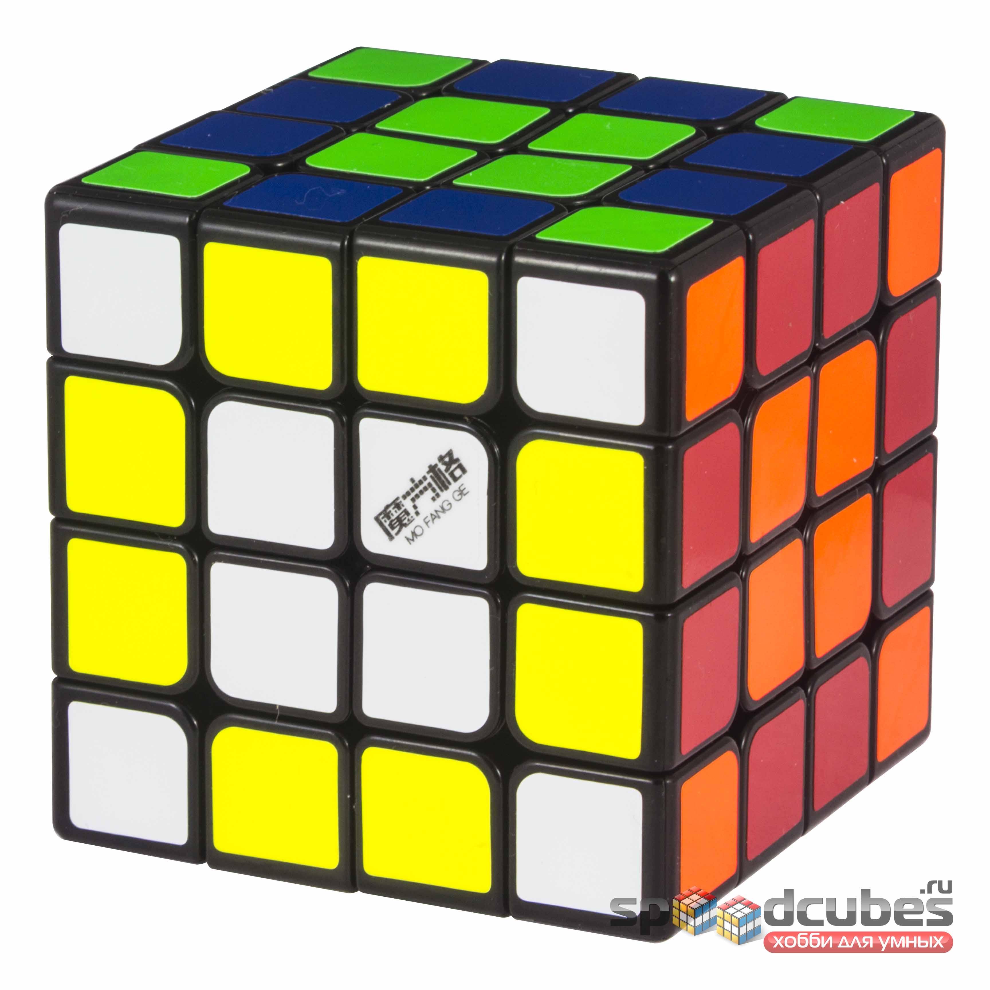 QiYi (MoFangGe) 4x4x4 WuQue 3