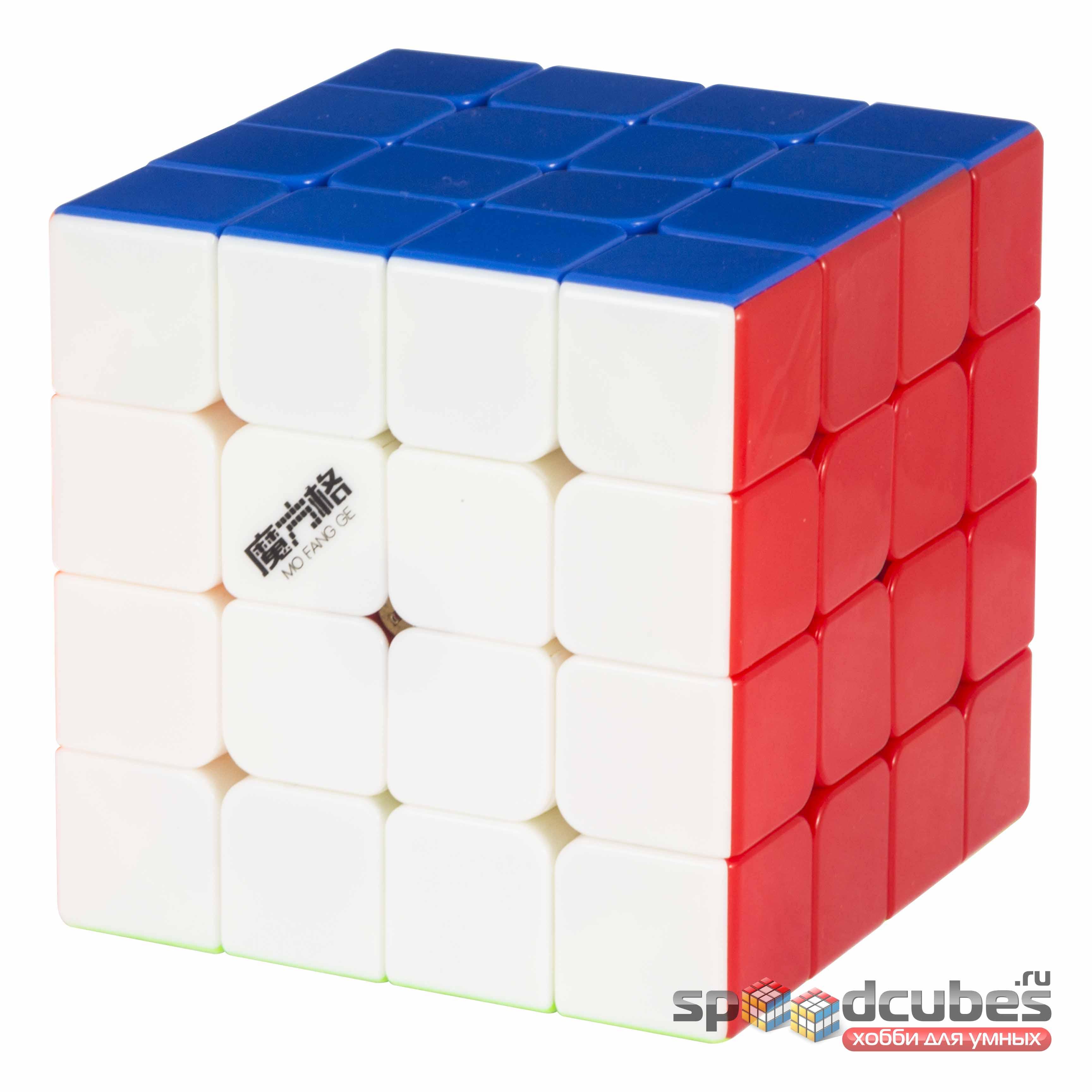 QiYi MoFangGe 4x4x4 WuQue Tsv 2